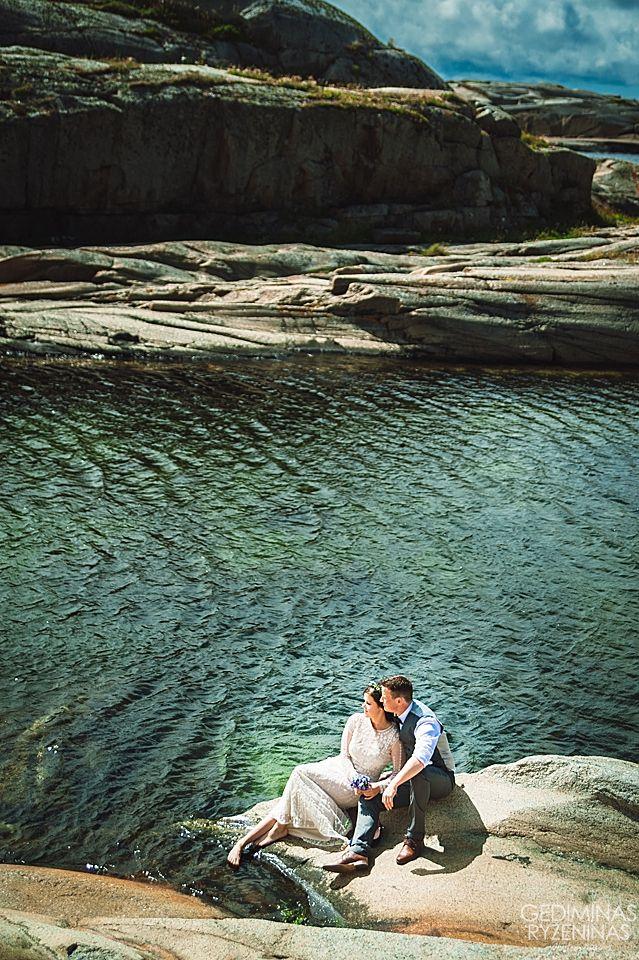 Vestuves Norvegijoje