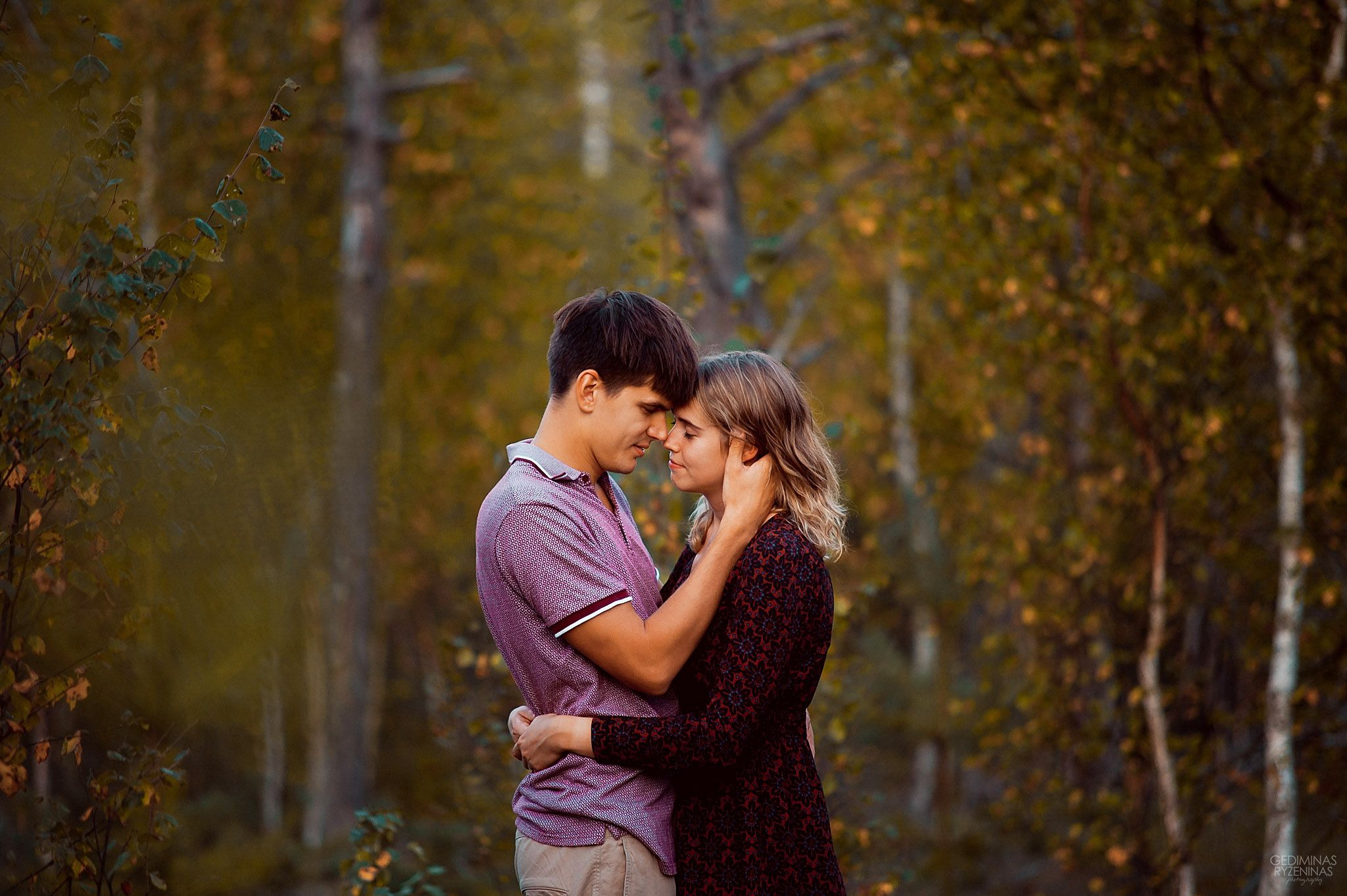 Poros fotosesija Kadagių slėnyje