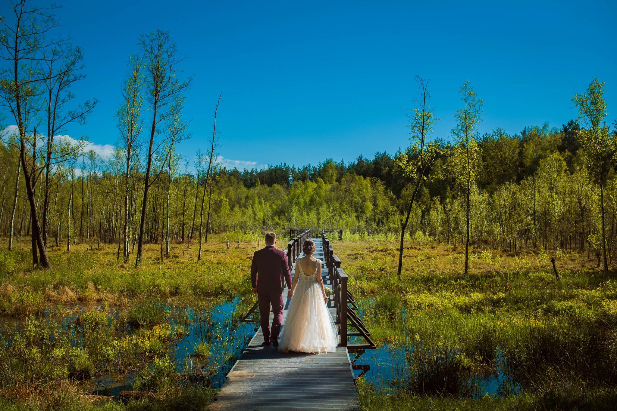 Vestuves prie Dusios